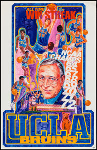 Sports Lot (Various, 1971-1973). Posters (5) (Various Sizes). Sports. ... (Total: 5 Items)