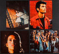 "West Side Story (United Artists, 1961). Color Photos (8) (8"" X 10""). Academy Award Winners. ... (Total: 8 Item..."