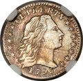 Early Half Dimes, 1795 H10C -- Improperly Cleaned -- NGC Details. XF. V-2, LM-3,R.5....