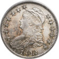 Bust Half Dollars, 1823 50C Patched 3 MS62 PCGS. O-101a, R.1....