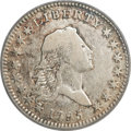 Early Half Dollars, 1795 50C 2 Leaves VF20 NGC. O-105, R.3....