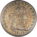 Early Dollars, 1803 $1 Large 3 XF40 PCGS. B-6, BB-255, R.2....