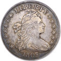 Early Dollars, 1803 $1 Small 3 XF40 PCGS. B-4, BB-254, R.3....
