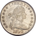 Early Dollars, 1800 $1 AMERICAI AU50 PCGS. B-19, BB-192, R.2....