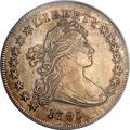 Early Dollars, 1795 $1 Draped Bust, Centered XF40 PCGS. B-15, BB-52, R.2....