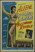 """Movie Posters:Documentary, Hollywood Revels (Roadshow Attractions, 1946). One Sheet (27"""" X 41""""). Performance. Starring Aleene Dupree, Mickey Lotus Wing..."""