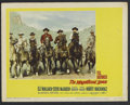 "Movie Posters:Western, The Magnificent Seven (United Artists, 1960). Lobby Card (11"" X 14""). Western. Starring Yul Brynner, Eli Wallach, Steve McQu..."