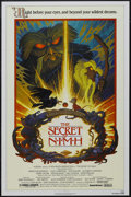 "Movie Posters:Animated, The Secret of NIMH (MGM/UA, 1982). One Sheet (27"" X 41""). AnimatedFantasy. Starring the voices of Elizabeth Hartman, Dom De..."