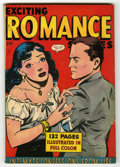 "Golden Age (1938-1955):Romance, Fox Giants - Exciting Romance Stories - Davis Crippen (""D"" Copy)pedigree (Fox Features Syndicate, 1949) Condition: FN+. Ove..."