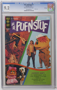 H.R. Pufnstuf #1 File Copy (Gold Key, 1970) CGC NM- 9.2 Off-white to white pages. Photo cover. Overstreet 2006 NM- 9.2 v...