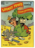"""Golden Age (1938-1955):Cartoon Character, Looney Tunes and Merrie Melodies Comics #106 Davis Crippen (""""D""""Copy) pedigree (Dell, 1950) Condition: VF/NM. Overstreet 200..."""