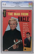 Silver Age (1956-1969):Adventure, Man from U.N.C.L.E. #11 File Copy (Gold Key, 1967) CGC NM 9.4 White pages. Photo cover. Mike Sekowsky art. Overstreet 2006 N...