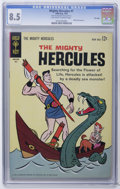 Silver Age (1956-1969):Adventure, Mighty Hercules #1 and 2 File Copy Group (Gold Key, 1963). Includes issue #1 in CGC VF+ 8.5 condition, and issue #2 in ... (Total: 2 Comic Books)