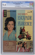 Silver Age (1956-1969):Adventure, Movie Comics - Escapade in Florence #nn File Copy (Gold Key, 1963) CGC NM 9.4 Off-white to white pages. Based on the Disney ...