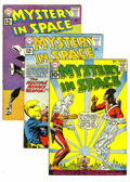 Silver Age (1956-1969):Science Fiction, Mystery in Space Group (DC, 1961-64) Condition: Average VG/FN. Includes #71 (last 10 cent issue), 72, 73, 74, #75 (Justice L... (Total: 13 Comic Books)