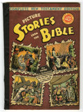 Golden Age (1938-1955):Religious, Picture Stories from the Bible Complete New Testament Edition (EC,1946) Condition: FN/VF. The 40-cent cover price version. ...