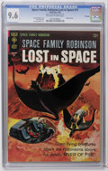 Silver Age (1956-1969):Science Fiction, Space Family Robinson #17 File Copy (Gold Key, 1966) CGC NM+ 9.6 Off-white to white pages. George Wilson painted cover. Dan ...