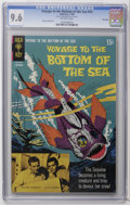 Silver Age (1956-1969):Adventure, Voyage to the Bottom of the Sea #14 File Copy (Gold Key, 1968) CGC NM+ 9.6 Off-white pages. Alberto Giolitti art. Overstreet...