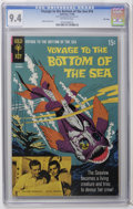 Silver Age (1956-1969):Adventure, Voyage to the Bottom of the Sea #14 File Copy (Gold Key, 1968) CGC NM 9.4 Off-white pages. Alberto Giolitti art. Overstreet ...