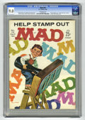 Magazines:Mad, Mad #78 (EC, 1963) CGC VF/NM 9.0 Off-white pages. Norman Mingocover. Don Martin, Mort Drucker, Al Jaffee, and Joe Orlando a...