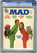 Magazines:Mad, Mad #188 (EC, 1977) CGC VF/NM 9.0 Off-white pages. Jack Rickardcover featuring the Bionic Woman (and the Six Million Dollar...
