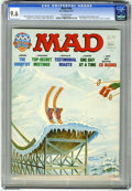Magazines:Mad, Mad #190 (EC, 1977) CGC NM+ 9.6 Off-white pages. Jack Rickardcover. Mort Drucker, Angelo Torres, Don Martin, Al Jaffee, and...