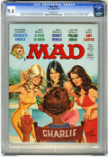 "Magazines:Mad, Mad #193 (EC, 1977) CGC NM 9.4 Off-white pages. Jack Rickard cover. ""Charlie's Angels"" TV parody. ""Casey at the Bat"" satire...."