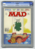 """Magazines:Mad, Mad #209 (EC, 1979) CGC NM+ 9.6 White pages. """"Mork and Mindy""""parody. Norman Mingo and Jack Rickard cover. Angelo Torres, Da..."""