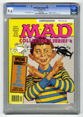 "Magazines:Humor, Mad Special #85 (EC, 1993) CGC NM+ 9.6 White pages. Includes ""Spyvs. Spy"" planes. Richard Williams cover. CGC notes, ""Manuf..."