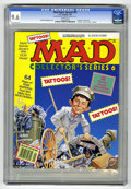 Magazines:Humor, Mad Special #91 (EC, 1994) CGC NM+ 9.6 White pages. Norman Mingocover. Includes tattoos. Overstreet 2006 NM- 9.2 value = $8...