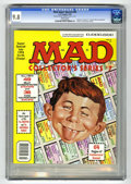 Magazines:Humor, Mad Special #94 (EC, 1994) CGC NM/MT 9.8 White pages. Includesstickers and stamps. Overstreet 2006 NM- 9.2 value = $8. CGC ...