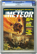 "Magazines:Science-Fiction, Warren Presents #nn - Meteor (Warren, 1980) CGC NM 9.4 White pages.Special edition featuring the movie ""Meteor."" Centerfold..."