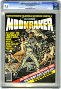 Magazines:Science-Fiction, Warren Presents #nn - Moonraker (Warren, 1979) CGC NM+ 9.6 Whitepages. Special issue devoted to Ian Fleming's Moonraker. Ja...