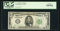 Fr. 1958-B* $5 1934B Federal Reserve Star Note. PCGS Very Fine 35PPQ