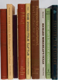 Books:Americana & American History, [Texana]. Group of 10 Related Books. Various publishers. Good orbetter condition....