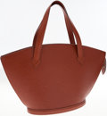 Luxury Accessories:Bags, Louis Vuitton Fawn Epi Leather St. Jacques MM Tote Bag. ...