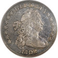 Early Dollars, 1802 $1 Narrow Date XF40 PCGS. B-6, BB-241, R.1....