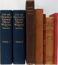 Books:Americana & American History, [Americana]. William McKinley, Edward Oliver Wolcott, and More.Group of 6 Related Titles in 7 Volumes. Various publishers. ...