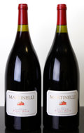 Domestic Pinot Noir, Martinelli Pinot Noir. Blue Slide Ridge Vineyard. 2007Magnum (1). 2009 Magnum (1). ... (Total: 2 Mags. )