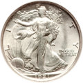 Walking Liberty Half Dollars, 1921 50C MS61 NGC....