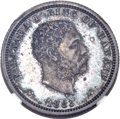 Coins of Hawaii, 1883 25C Hawaii Quarter PR62 NGC....