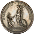 Betts Medals, Betts-417. 1759 Guadaloupe Surrenders. Silver. MS63 NGC....