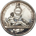 Betts Medals, Betts-429. 1760 Montreal Taken/Conquest of Canada. Silver. MS63NGC....