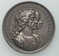 Betts Medals, Betts-44. 1670 British Colonization. Silver. XF....