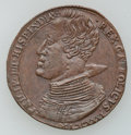 Betts Medals, Betts-32. 1631 Bay of All Saints Victory. Bronze. VF....