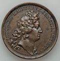 Betts Medals, Betts-52. 1677 Victory at Tobago. Bronze. About XF....