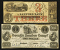 Obsoletes By State:Maine, Maine Obsolete Group Fine and Better Two Examples.. ... (Total: 2 notes)