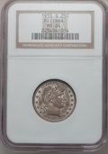 Barber Quarters, 1915-S 25C MS64 NGC. Ex: Pittman. NGC Census: (35/23). PCGSPopulation (31/36). Mintage: 704,000. Numismedia Wsl. Price for...