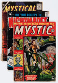 Golden Age (1938-1955):Horror, Comic Books - Assorted Golden Age Horror Comics Group (VariousPublishers, 1950s) Condition: Average FR.... (Total: 26 ComicBooks)