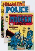 Golden Age (1938-1955):Miscellaneous, Comic Books - Assorted Golden Age Comics Group (Various Publishers, 1940s-'50s).... (Total: 7 Comic Books)